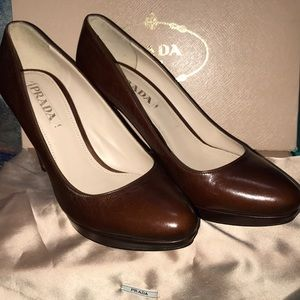 PRADA  VERNI SHOES